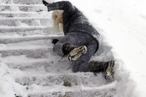 Liability for Slip and Fall Accidents on Snow and Ice