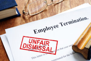 how to prove wrongful termination in nj